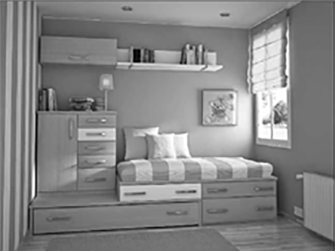Детские комнаты мебель